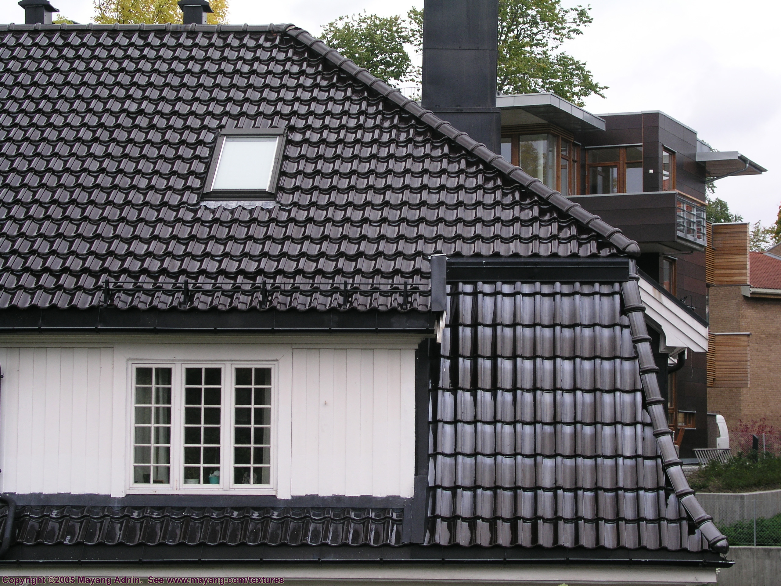 unique and captivating designs of new roofs